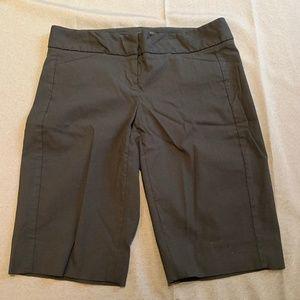 Gray Bermuda Exact Stretch Short
